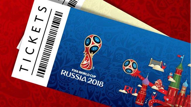 #Rusia2018 La fase de venta de entradas...