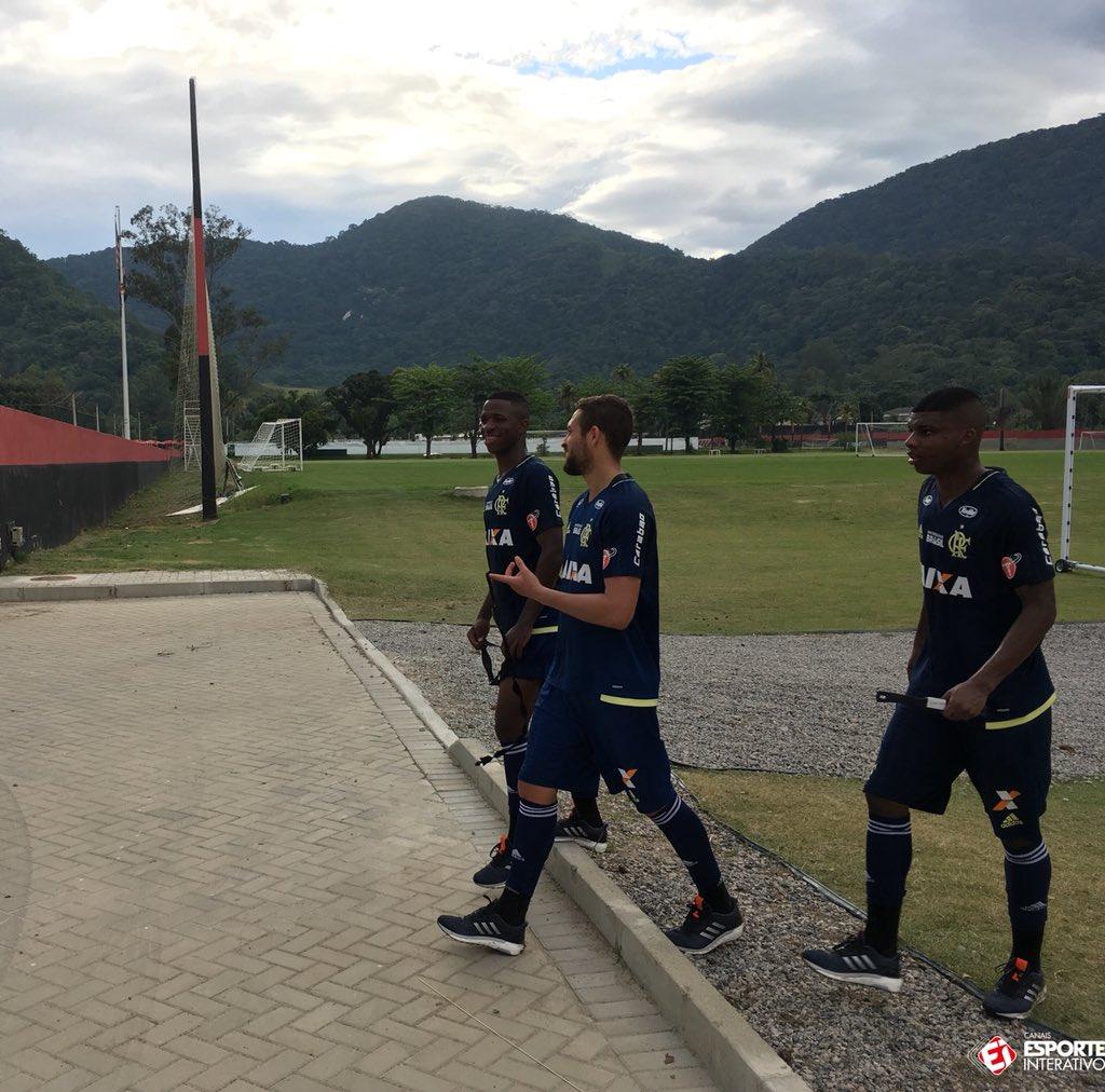Os #GarotosdoNinho Vinicius Jr., Léo Dua...