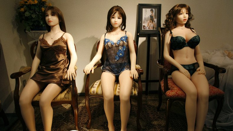 Invasion Of The Sex Dolls: Sex Doll Brot...