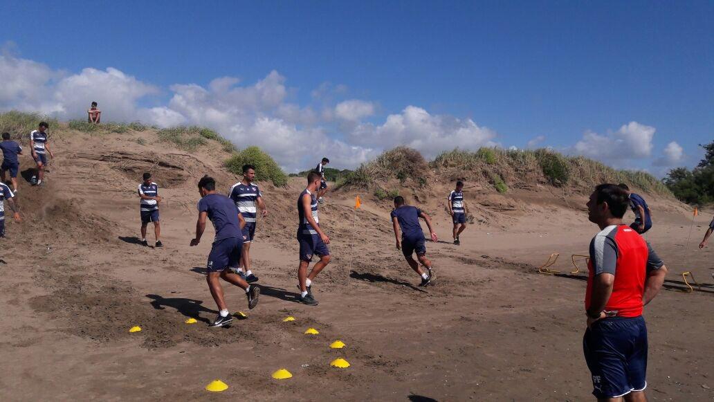 Playa y dunas para la Reserva
