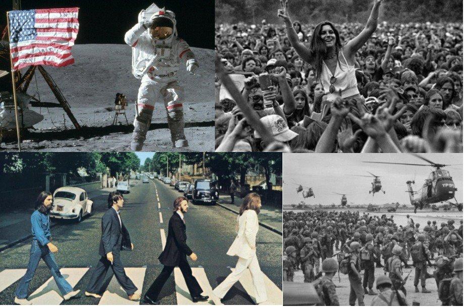 #LoMásVisto ¿Qué sucedió en el mundo hace 50 años, cuando surgió la cultura pop?  https://t.co/cGcXXVtplW https://t.co/RNr8uwuv2z