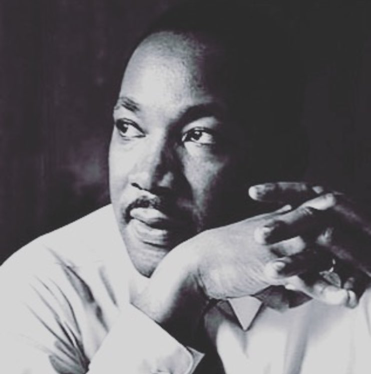 Thank you for all you've done for me and my family Dr. King.