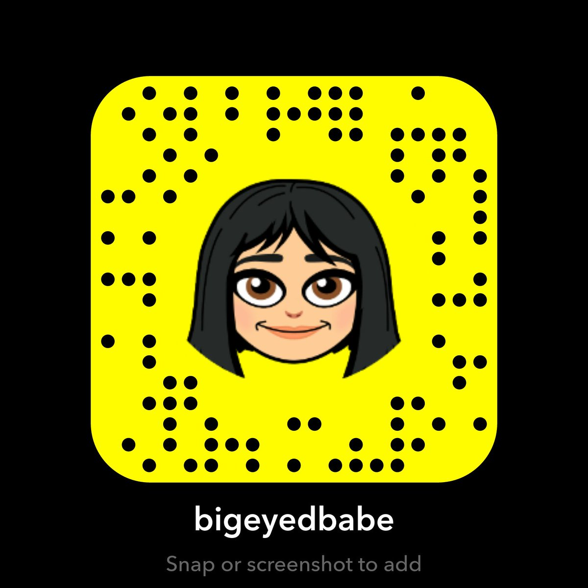Nude snapcodes