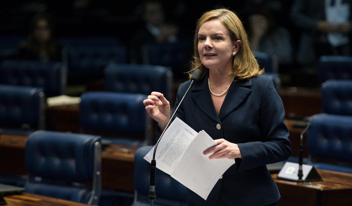 """""""O TRF-4 tem a chance de mostrar que no Brasil existe justiça"""" disse @gleisi em artigo 👉🏽 https://t.co/1Nv1PYxVjx"""