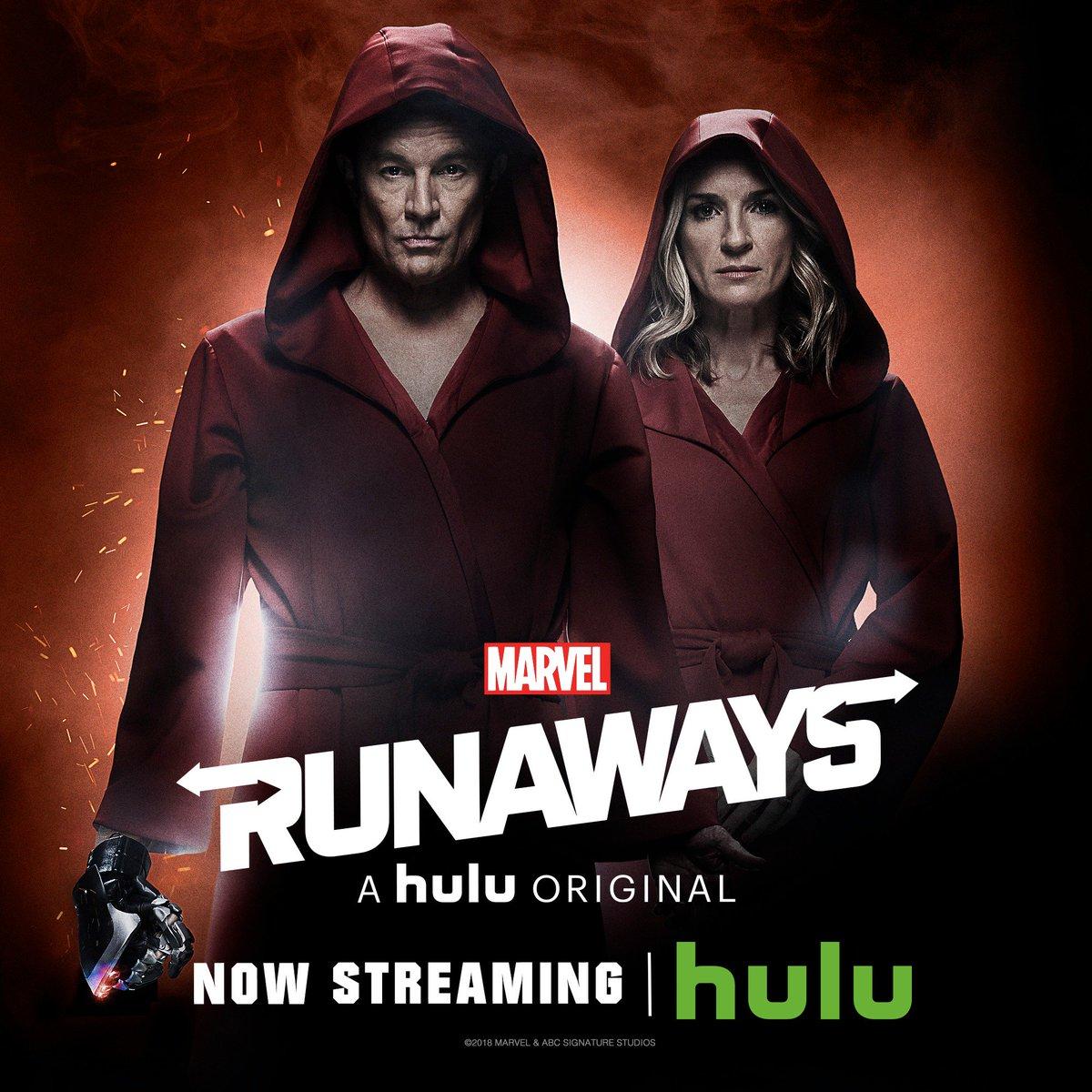 Marvel S Runaways On Twitter Season One Of Marvelsrunaways Is Now