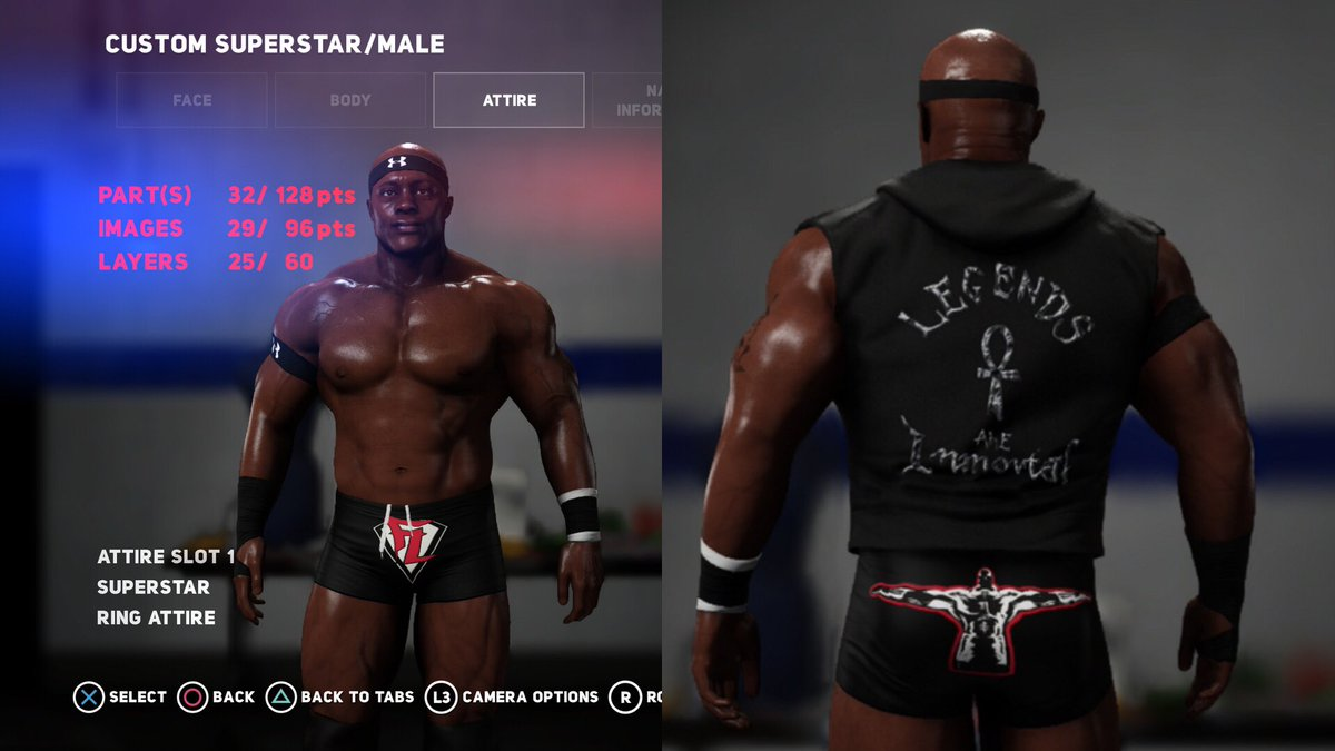 Relly Rellz On Twitter Bobby Lashley 20 Uploaded Reworked The