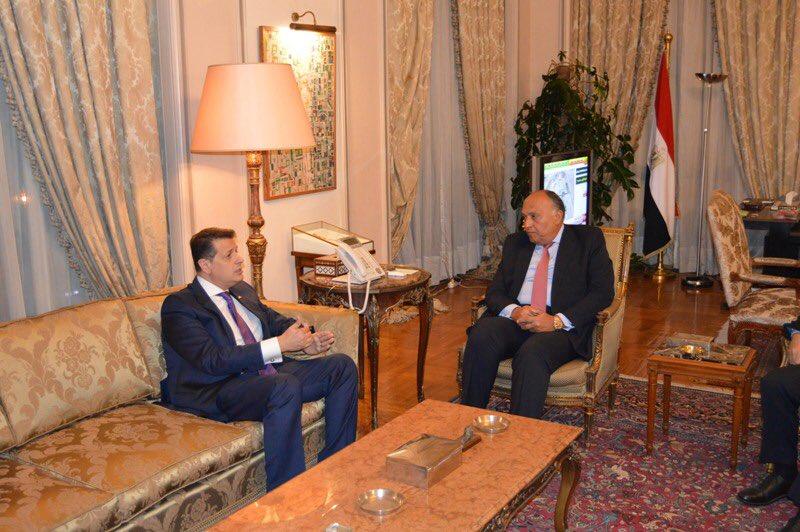 RT @MfaEgypt: وزير الخارجية يستقبل النائب طارق رضوان رئيس لجنة العلاقات الخارجية بمجلس النواب. https://t.co/hq2vRIJ7AX