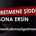 RT @elazigmem: #öğretmeneşiddetehayır @feyzigurtur...