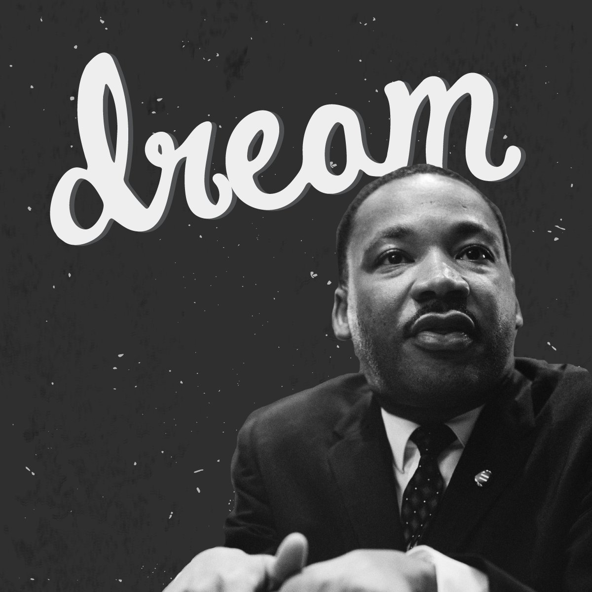 Dr. Martin Luther King Jr. dedicated his life to the idea that racial and economic justice are foundational to our democracy. Today, we honor his courageous vision and radical action — and commit to furthering his dream by continuing the fight for justice. #MLKday