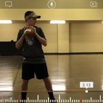 This kid is growing up...he's been one of my longest clients. Collier Slone is a special kid with a great attitude & work ethic. #Gunslinger #EastTexasQB