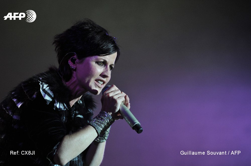 #ULTIMAHORA Murió Dolores O'Riordan, cantante de The Cranberries, a los 46 años (medios) #AFP