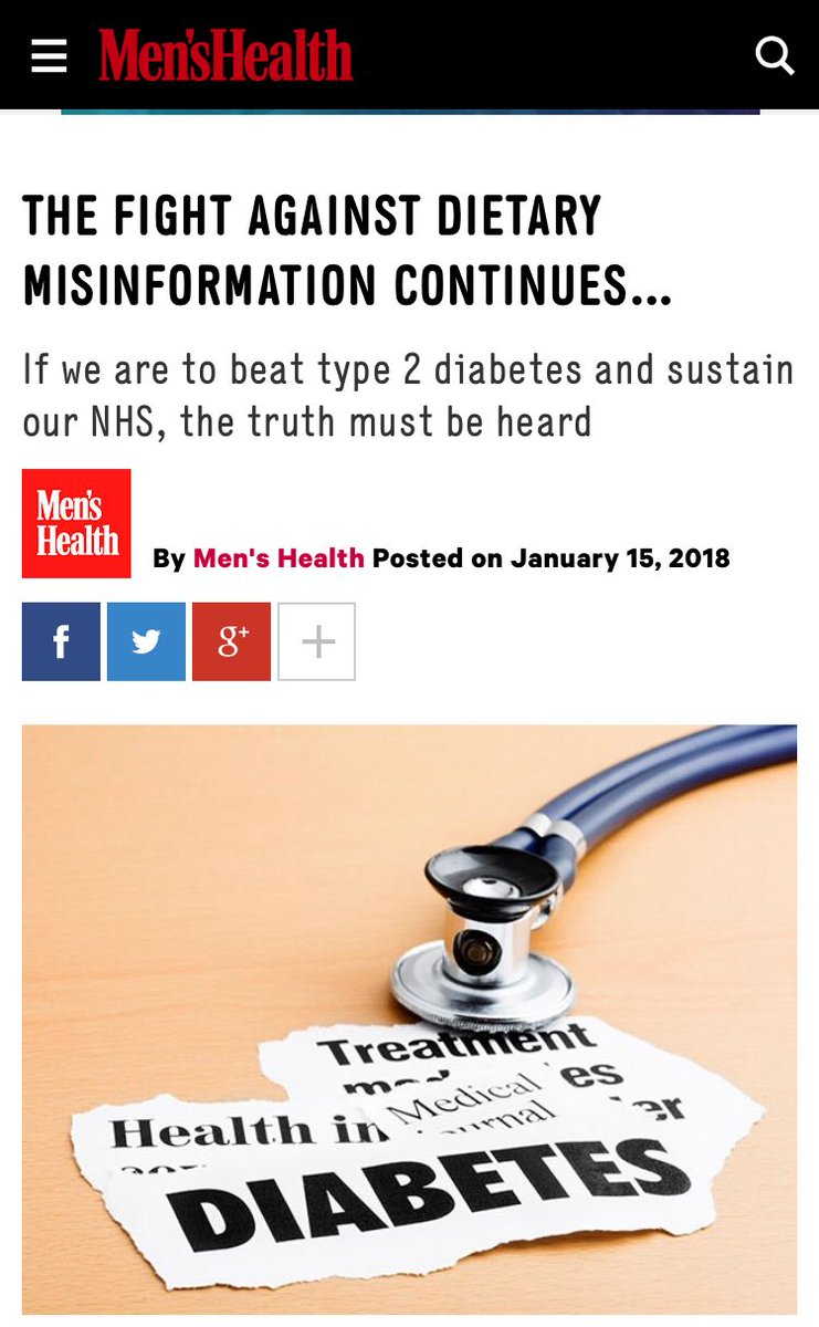 The Fight Against Dietary Misinformation Continues