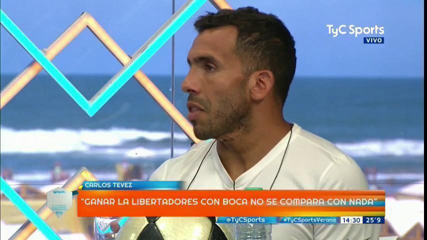 RT @TyCSports: Carlitos Tévez en #TyCSportsVerano: 'El ejemplo son los padres no los ídolos' https://t.co/HpNy3HSiCX