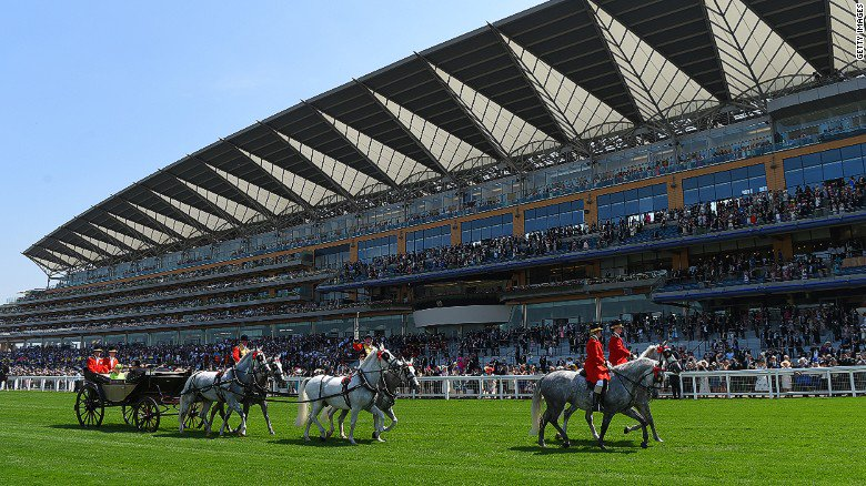 Royal Ascot to offer record prize money in 2018 https://t.co/ixYeigYEej