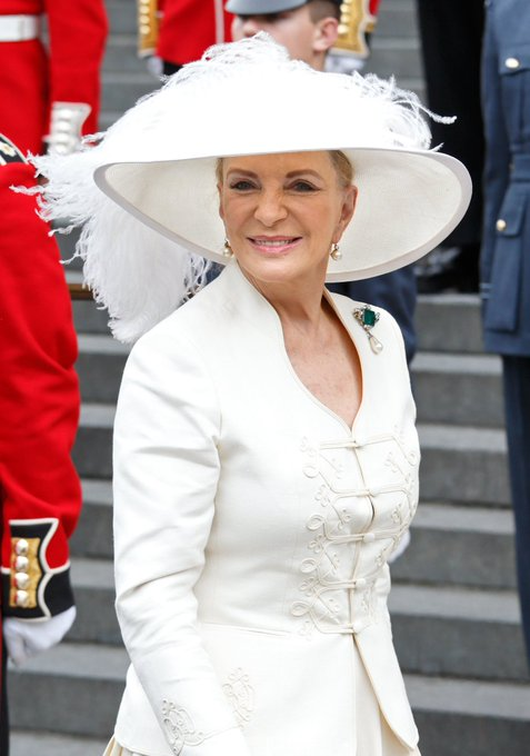 Happy Birthday Princess Michael of Kent!