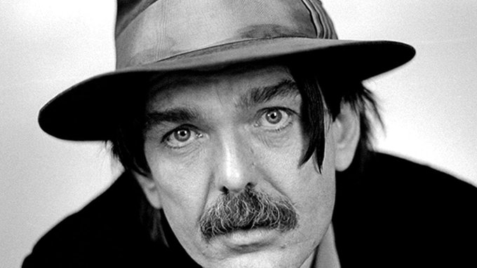 Happy birthday to the late Captain Beefheart, who was born on this day in 1941