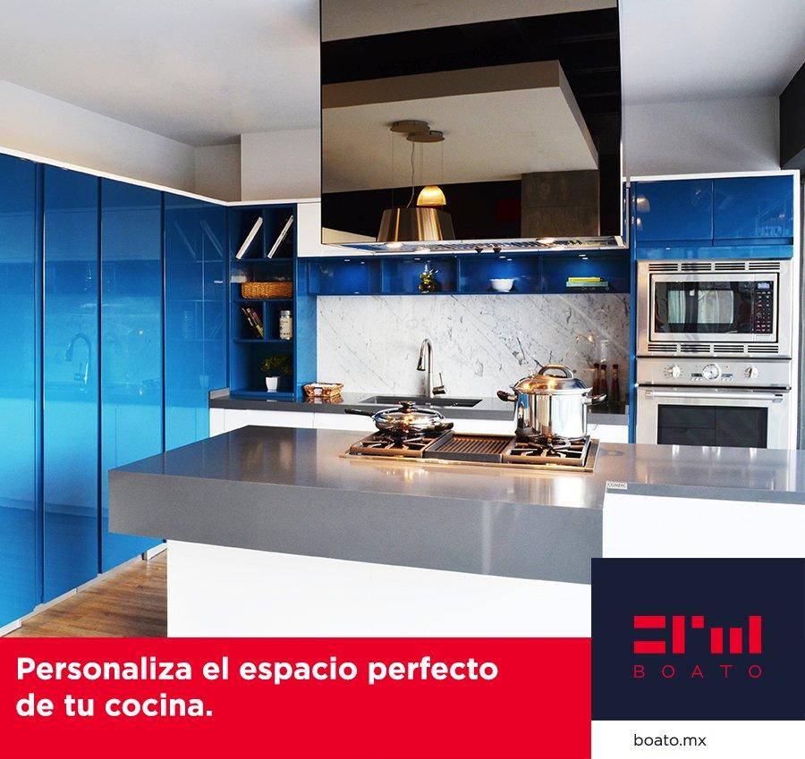 Personaliza cada detalle de tu cocina. Los mejores acabados y cubiertas para tu diseño, lo encontraras aqui en BOATO.  #BOATO #InteriorDesign #KitchenDesign https://t.co/uO79B6oEey