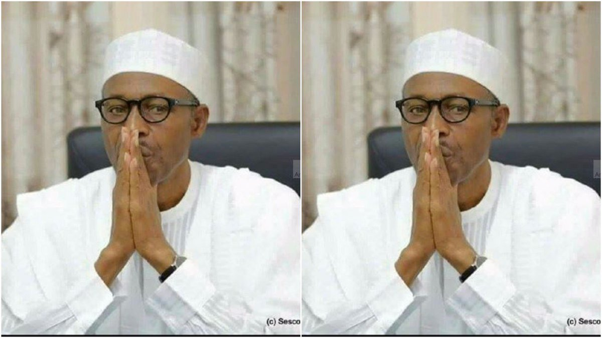 'Be patient with President Buhari's slug...