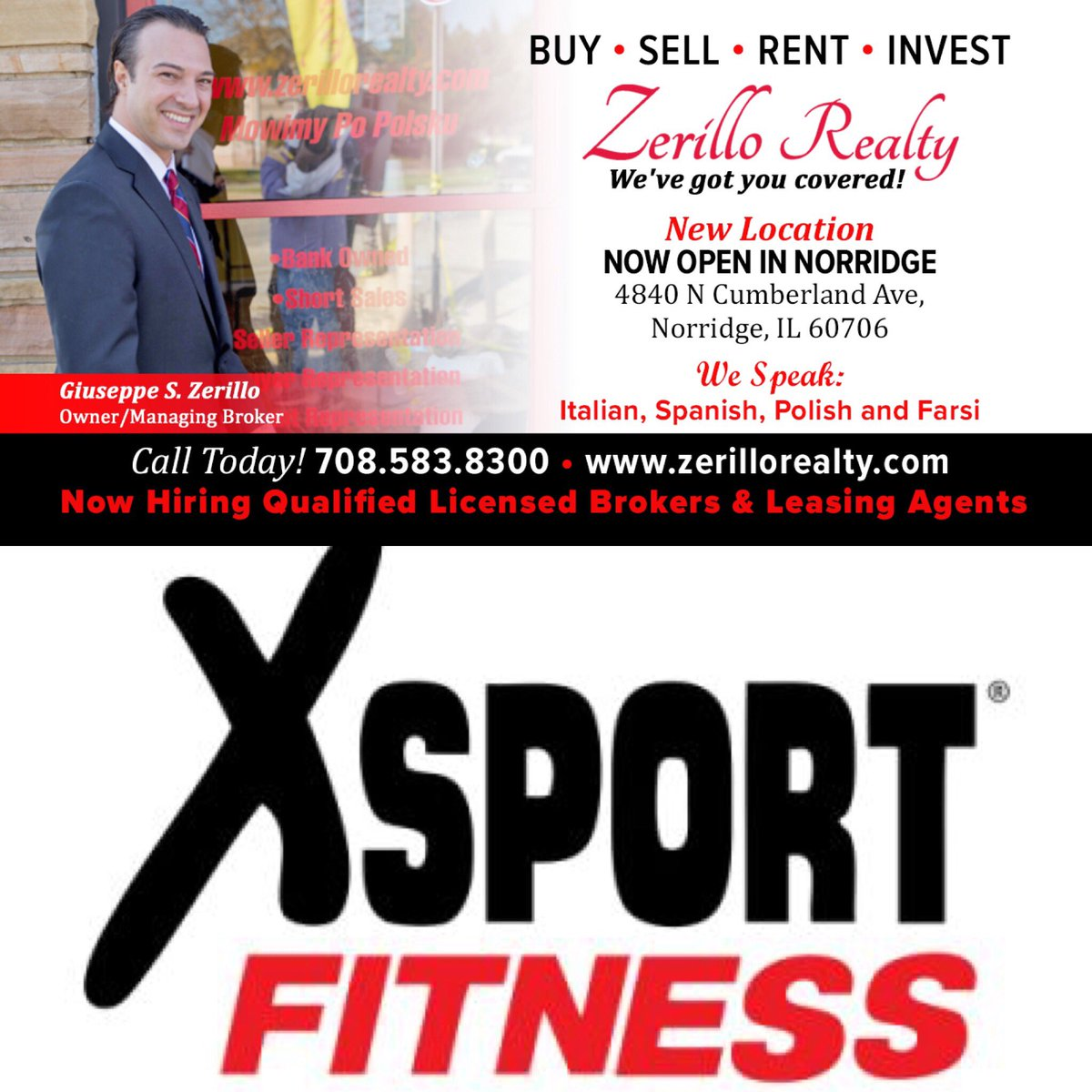 to become an official partner of x sport fitness i look forward to what this will bring between our 2 companies in the near futurepictwittercom