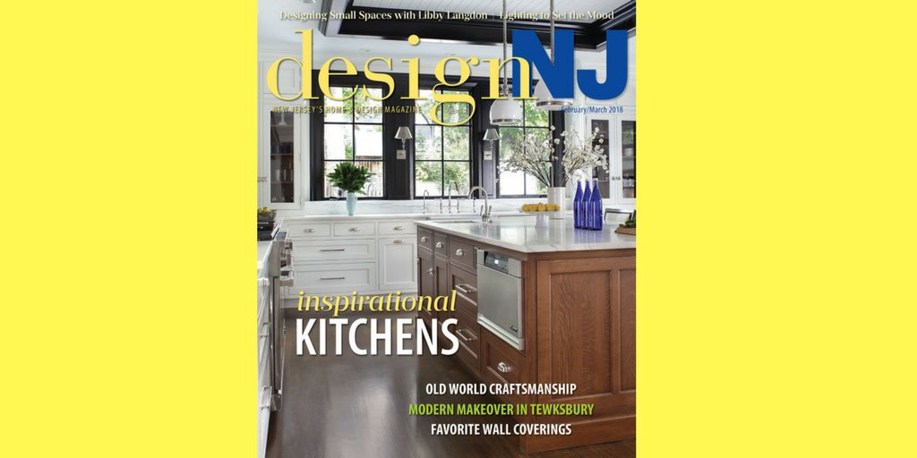 Design NJ Magazine on Twitter Pages and pages of kitchen