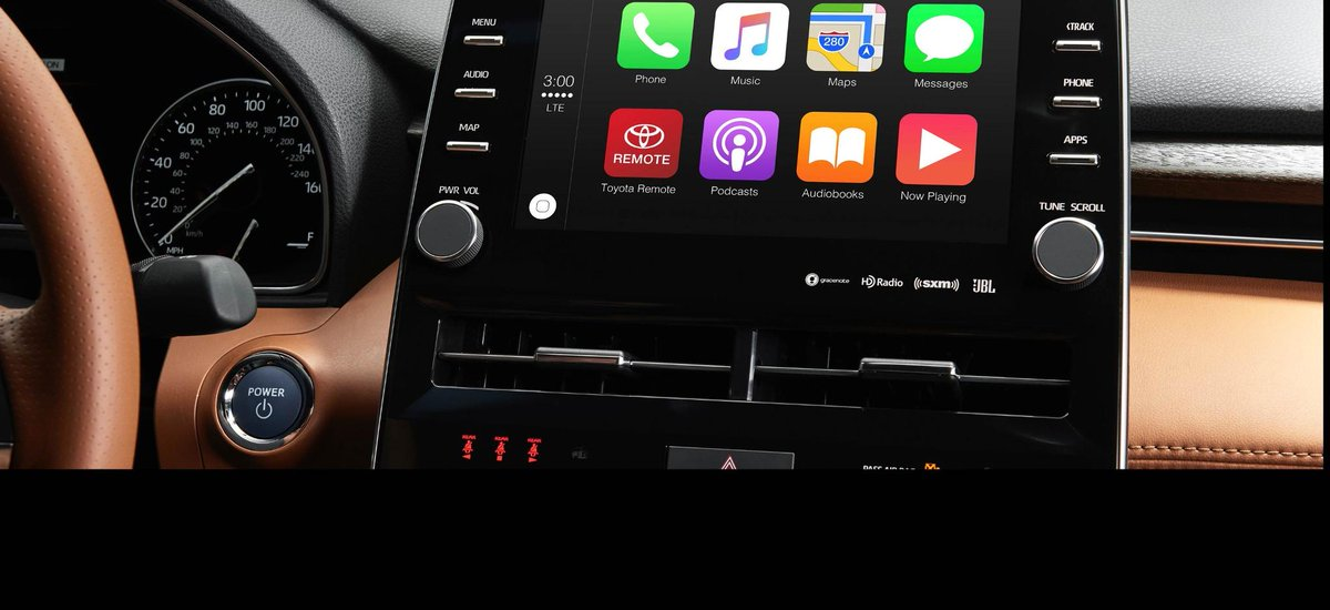 Toyota Usa On Twitter Two Words Le Carplay Finally We Know Naias Avalon