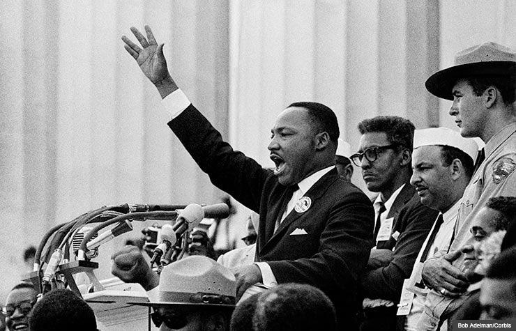 A true leader. Happy #MLKDay