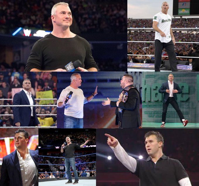 Happy Birthday Shane McMahon :) $$$$$