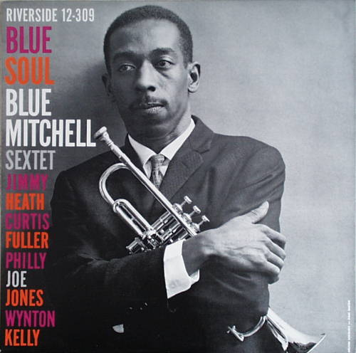 RT @Ms_Golightly: #BlueMitchell - Blue Soul (1959) #NowPlaying https://t.co/LBUEAR1CWc