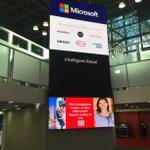 Image for the Tweet beginning: Visit @sbsoftsrl #nrf2018 in @Microsoft