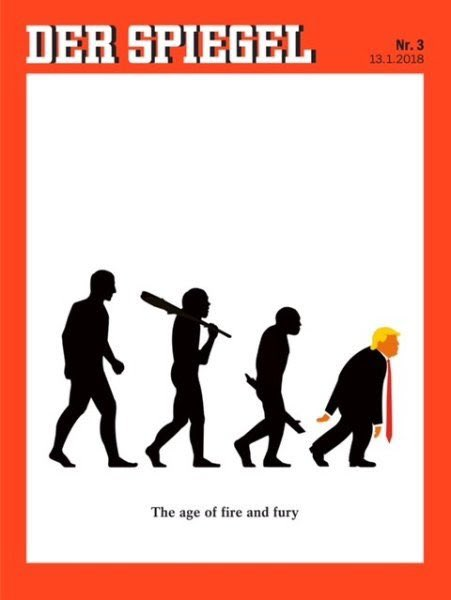 Der Spiegel with the most consistently p...