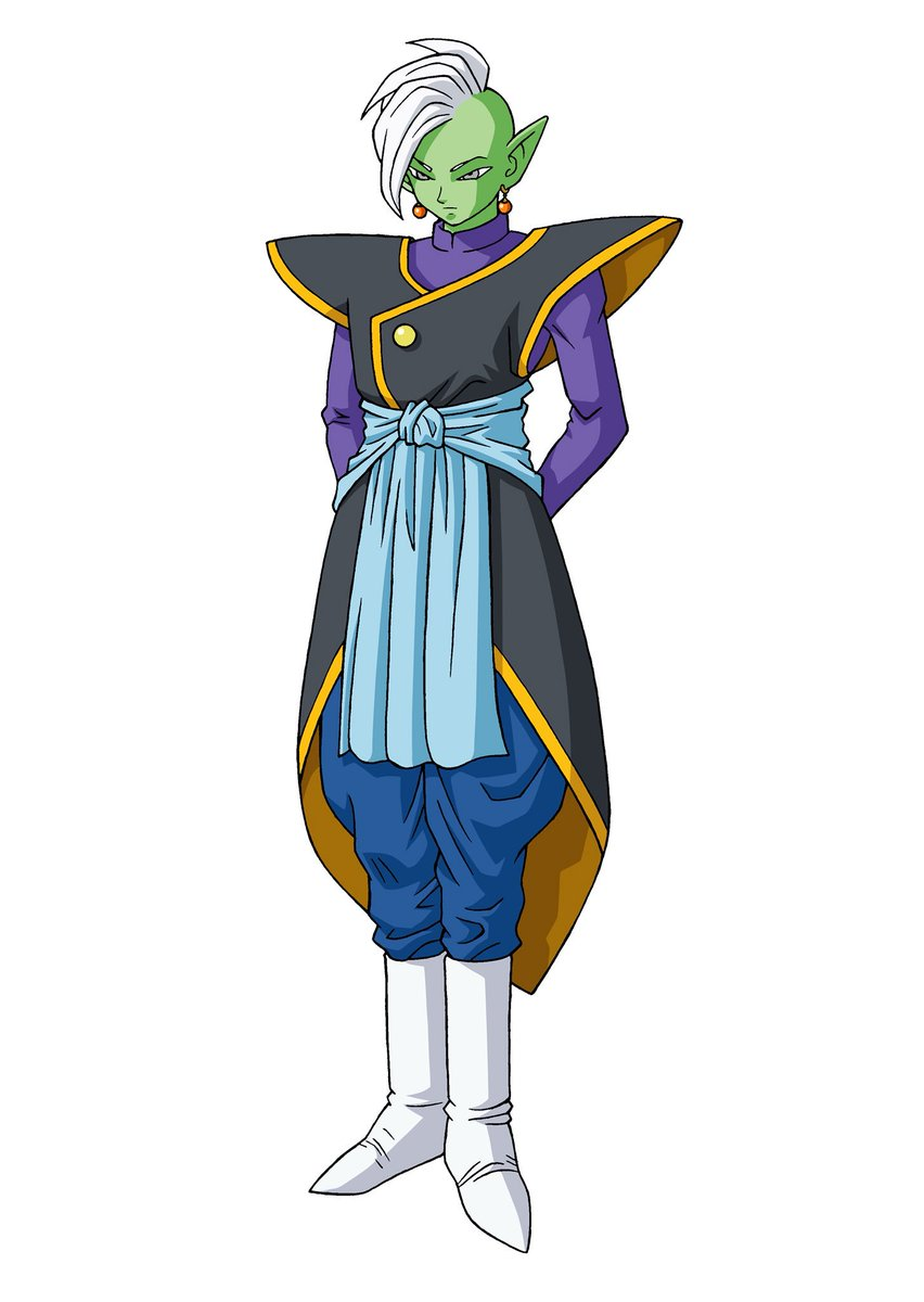 Funimation On Twitter Next Up Are Brand New Characters To The FutureTrunks Arc Zamasu Is 10th Universes Upstanding Apprentice Supreme Kai Who Strongly