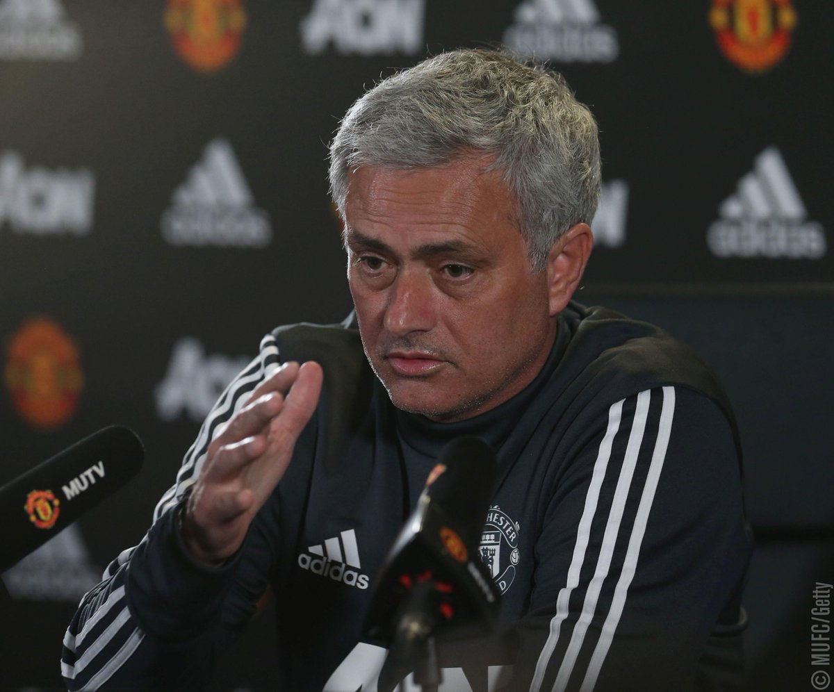 Read Jose Mourinho's latest comments on...