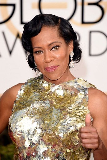 Happy Birthday to the saucy Regina King
