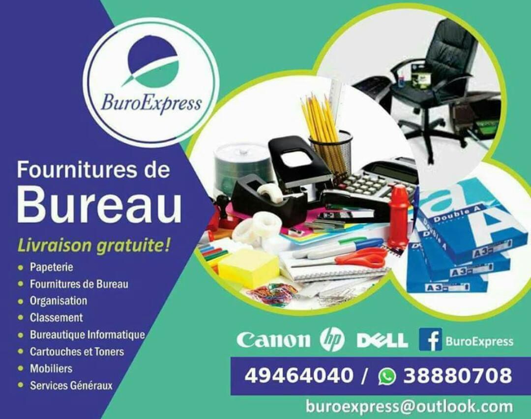 Ccfeh Auf Twitter Buroexpress Fournitures De Bureau