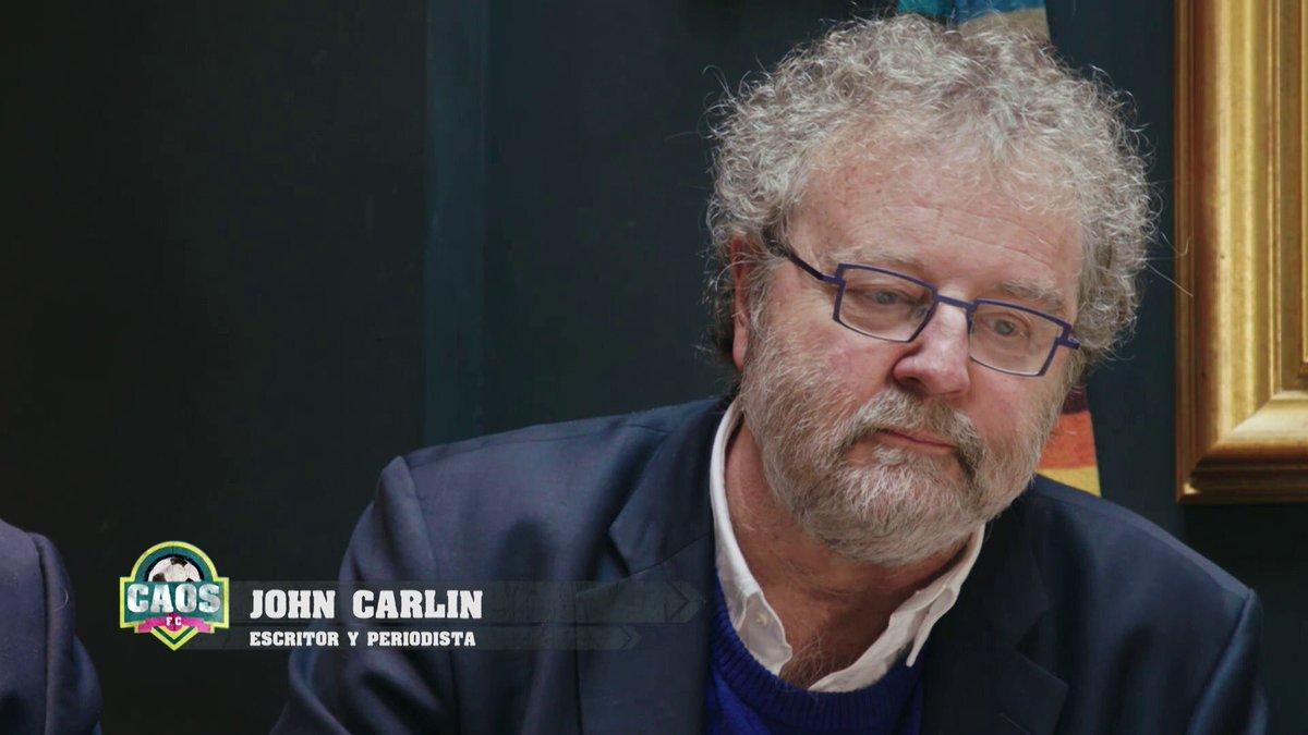 John Carlin visita #CaosFC para analizar...
