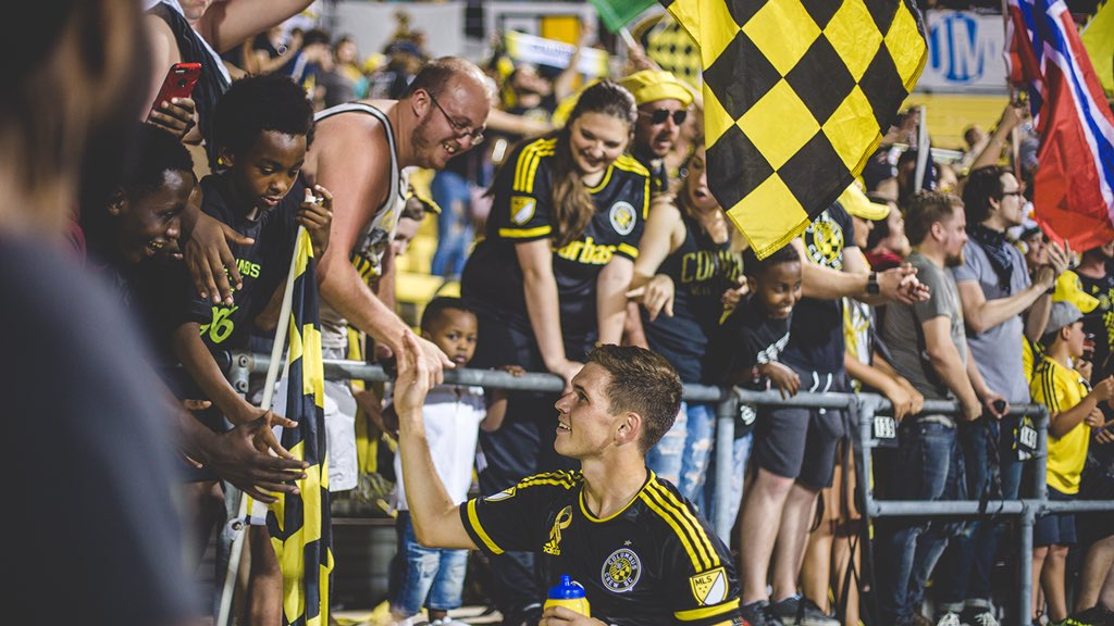 Happy Birthday to @ColumbusCrewSC Captain, @wil_trapp! Hope you &amp; @zackstef_23 are having a massive camp with the #USMNT <br>http://pic.twitter.com/8oBo84g9Kd