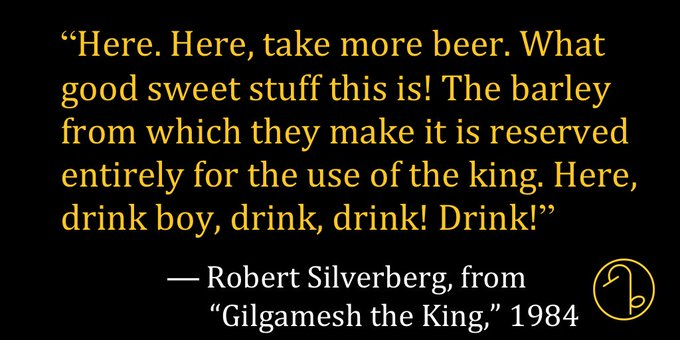 Happy Birthday American science fiction author and editor Robert Silverberg (January 15, 1935- )