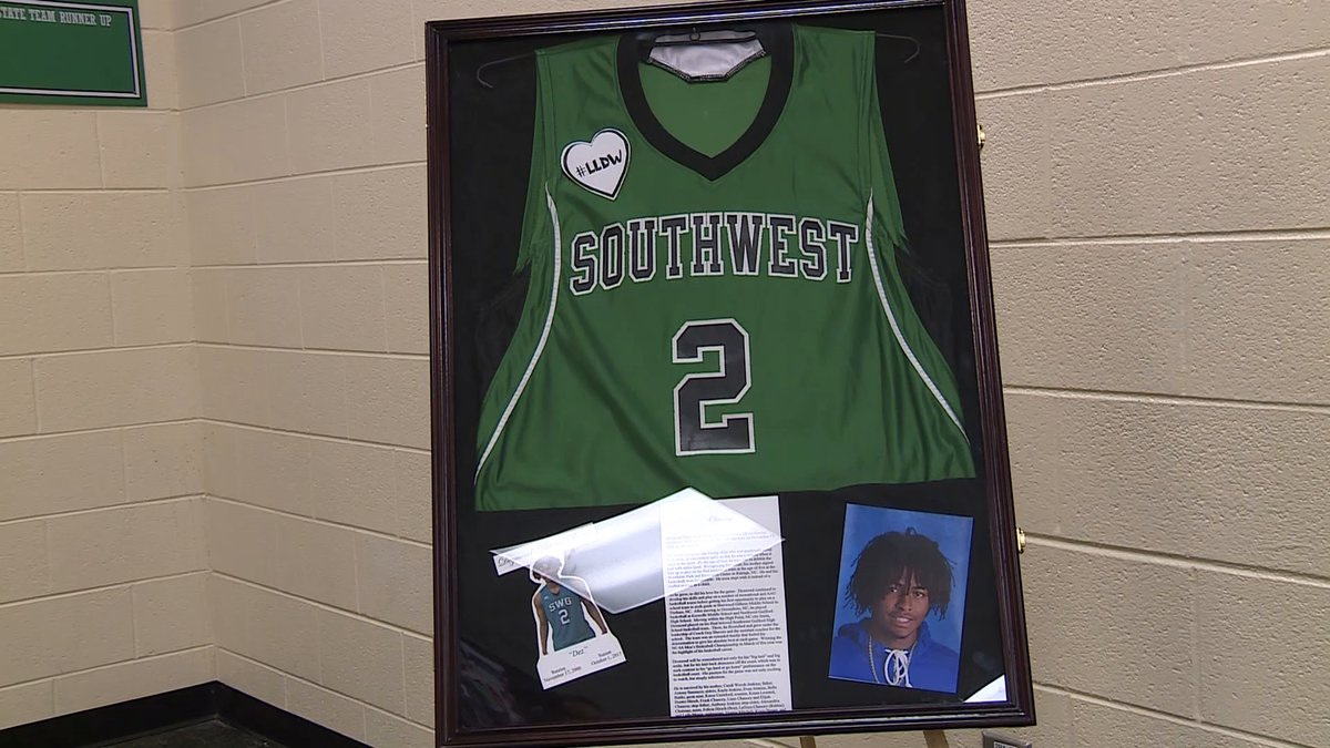 Remembering Athlete of the Week: Dez Woods https://t.co/bMLJWi5Pm6