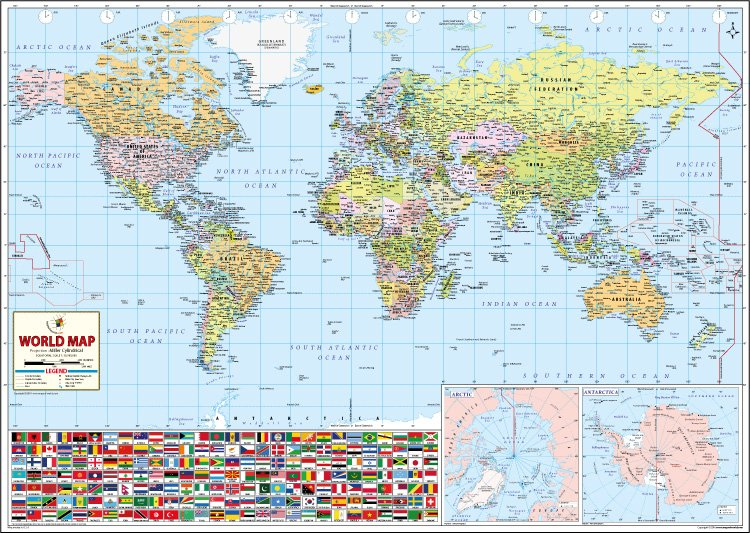 World map store worldmapstore twitter the map includes national boundaries disputed boundaries oceans sea etc gumiabroncs Images