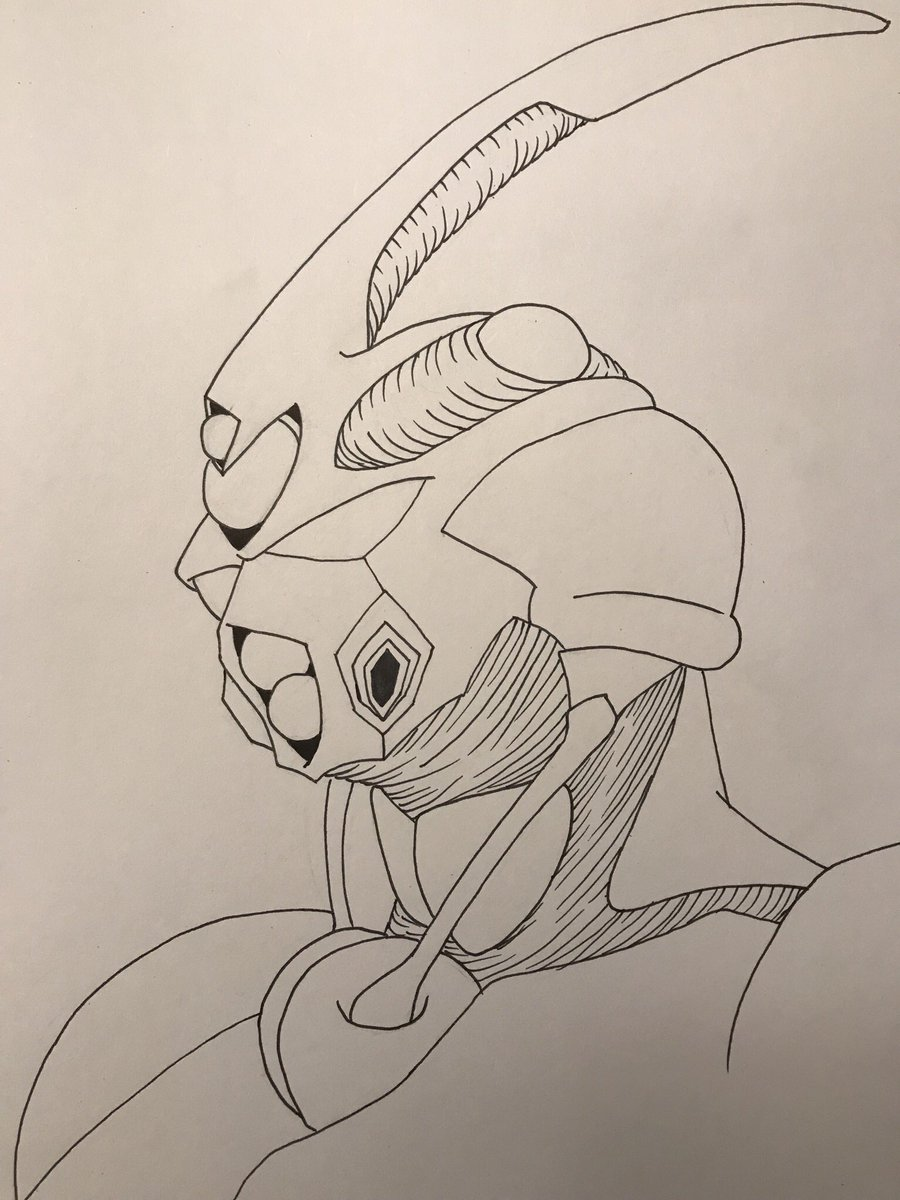 Been a while since I've watched it but one of my favorites: Bio Booster Armor #Guyver