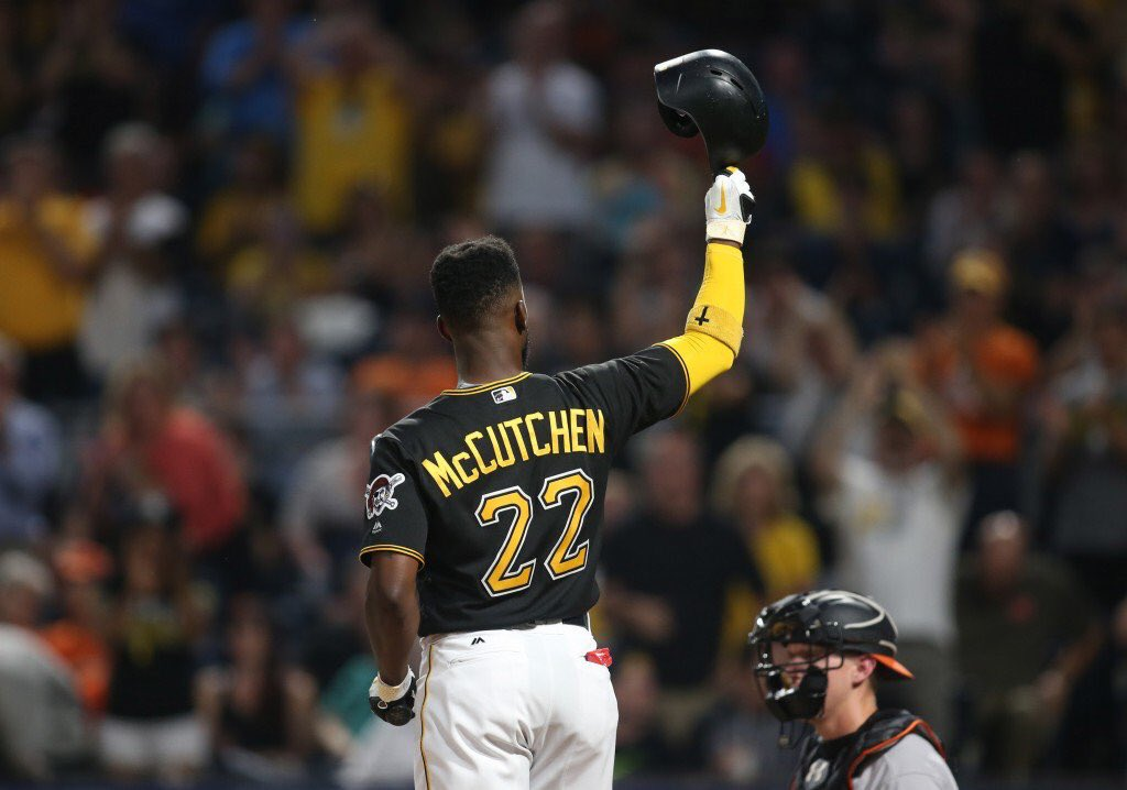 Pittsburgh.My Home.My Fans.My City. The placed that raised me and helped mold me into the man I am today. You will 4ever be in my heart.A tip of the cap to all who have been on this journey with me. With Love and respect,Cutch