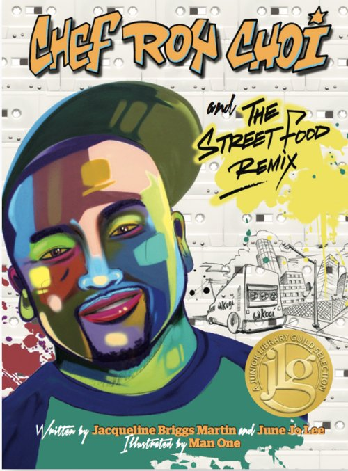 Today On Bookshelf Teaching Ideas For CHEF ROY CHOI AND THE STREET FOOD REMIX