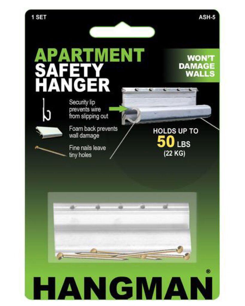 b329f7363 #pinterest #pinned #apartment #walldecor #safety #frames #wallart  #apartmentlife #apartmentdecor #hangitleveleverytime #diy #hangman ...