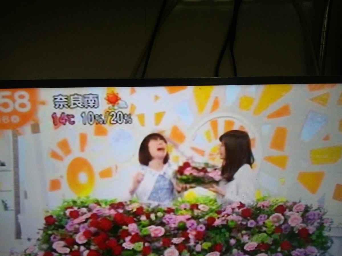 プレゼント めざまし お花