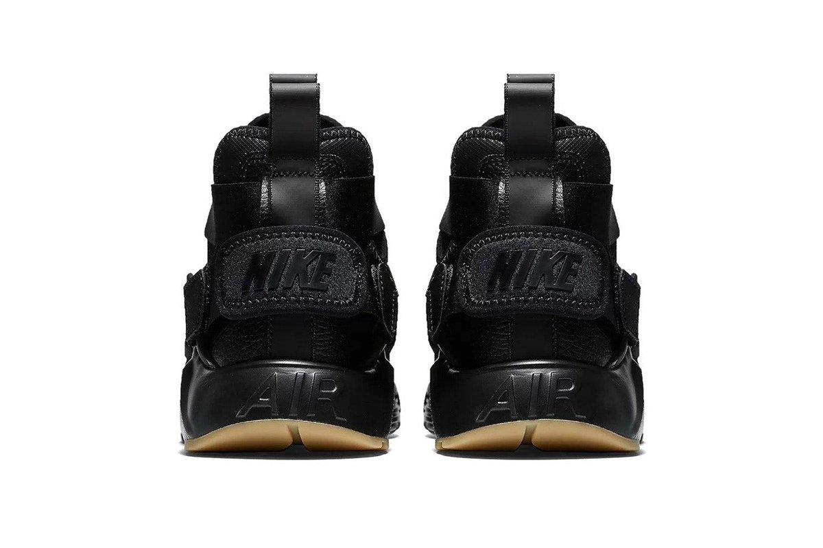 Nike Huarache Noir Unique Twitter Fournisseur aXgcmn