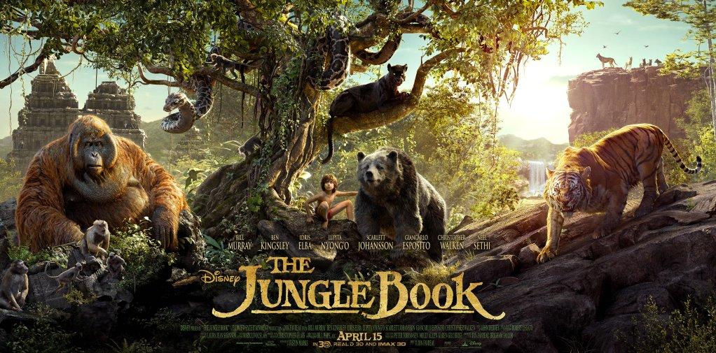 Книга джунглей скачать торрент фильм