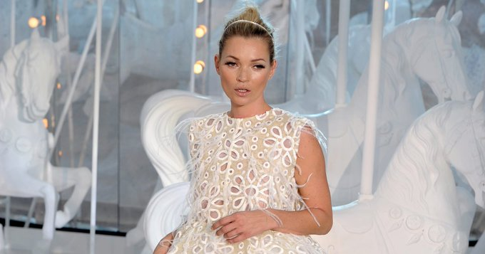 Happy birthday, Kate Moss! See the supermodel\s iconic style moments, from the \90s to now.