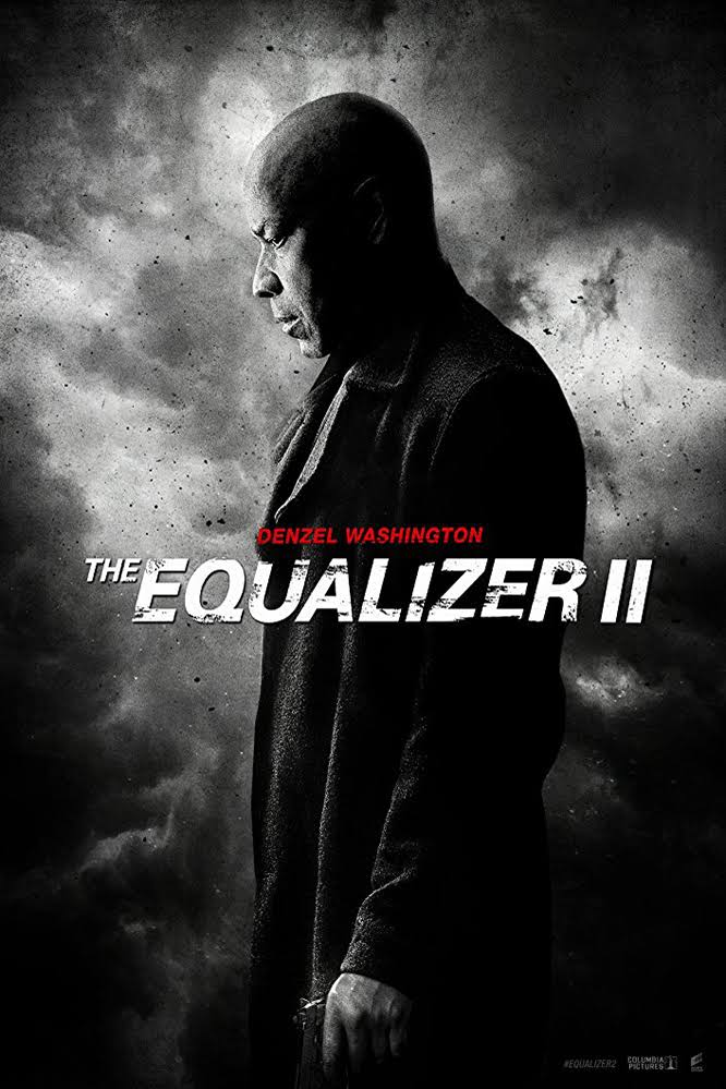 If there's one movie i'm looking forward to in 2018 it's The Equalizer 2 which is set to hit theatres on 3 August 2018. #DenzelWashington #SteveTisch #ToddBlack #MaceNeufeld #JasonBlumenthal