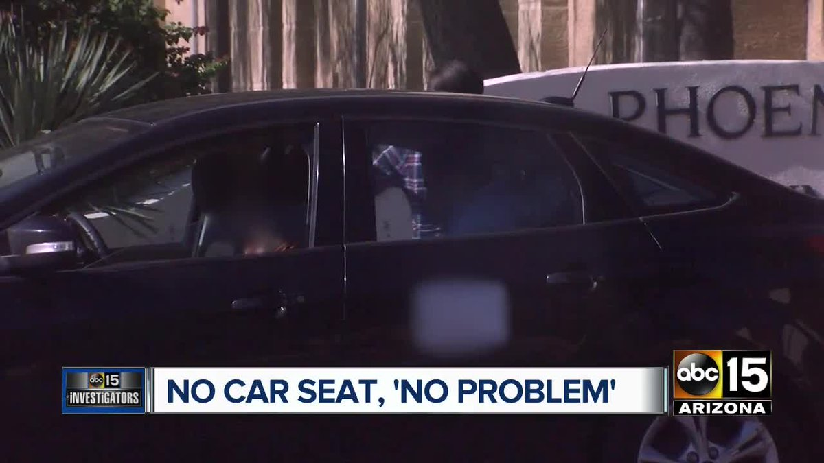 ABC15 Arizona On Twitter NEW Are Uber And Lyft Drivers Unknowingly Breaking Child Safety Seat Laws STORY Tco MkJLVKFScg Abc15