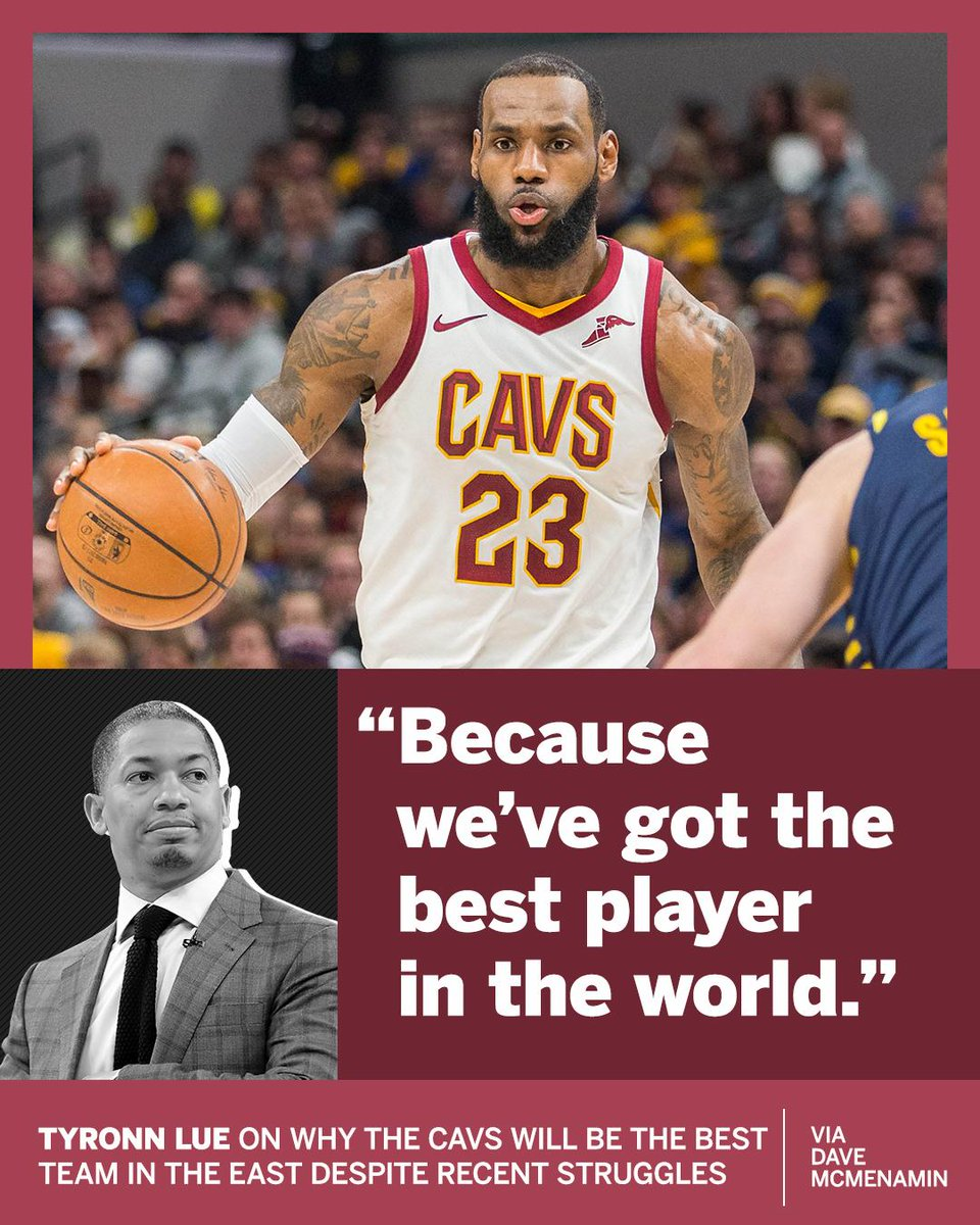 SportsCenter's photo on Cavs